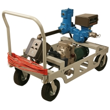 4 Wheel Transfer Carts