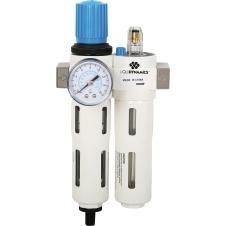 Mini Filter / Regulator / Lubricator w/ Auto Dr