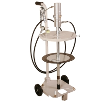 120 lb. Mobile Grease System