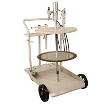 420 lb. Mobile Grease System with Heavy Duty Cart