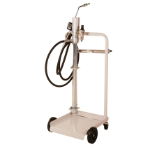 Mobile Cart System for use with 16 Gallon / 120 lb. Drums