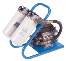 Hand Carry Absolute Filter Module w/Dual Inline Filters