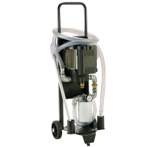 Oil Filter Cart, With Nominal Filtration