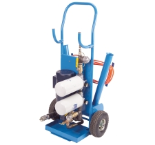20 GPM Absolute Filtration Cart