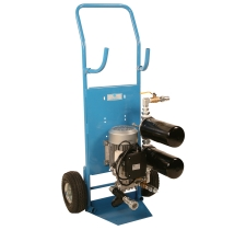 4 GPM Absolute Filtration Cart