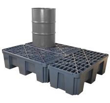 Modular Spill Containment Pan Tripod Cap