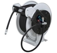 Spring Rewind Hose Reel – Large Capacity