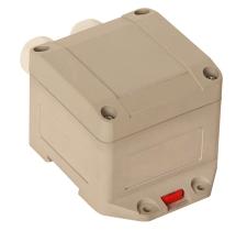 Tank probe junction box, water resistant
