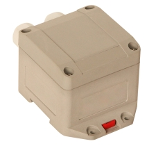 Tank probe junction box, water resistant w/lightning protection
